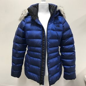 The North Face Womens Gotham  Puffer Jacket 550